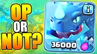 "UNLEASH THE ""ELECTRO DRAGON!"" - FIRST LOOK NEW TROOP! - Clash Of Clans"