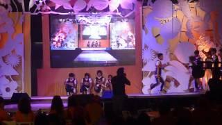 Letran Cheerleading Team guest performance @ Pico de Loro Nasugbu, Batangas