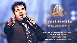 Showreel Of Vipul Mehta Indian Idol 6 Winner