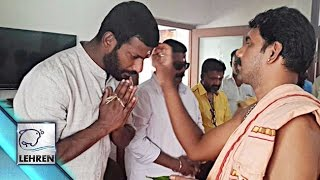 Vishal - Mysskin Film 'Thupparivaalan' | Pooja Images  | Lehren Tamil
