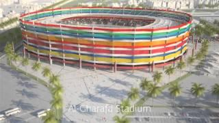 Katar WM-2022 Stadien