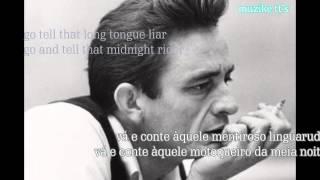 Johnny Cash - God's Gonna Cut You Down [Traduzido/Lyrics | PT-BR]