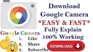 How to Download Google Camera With Right Version (Explain) EASY MUST SEE!!