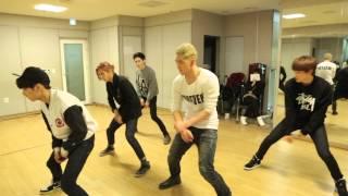 【Kstyle】NU'EST、デビュー2周年記念ライブ練習風景~「Action」Right編~