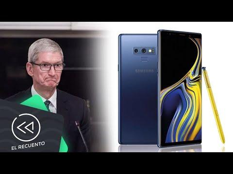 Xxx Mp4 Ahora El Galaxy Note 9 Derrota Al IPhone X El Recuento 3gp Sex