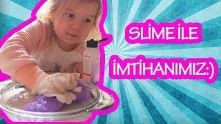 İddia Ediyorum Böyle Slime Videosu İzlemediniz:D