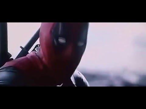 Deadpool Dövüş Sahnesi 1