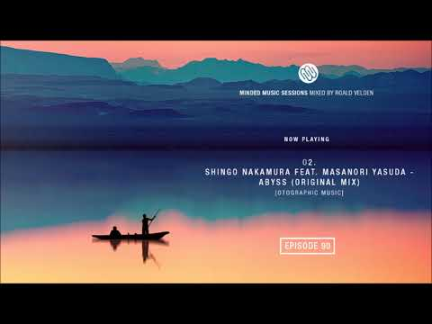 Roald Velden Minded Music Sessions 090 October 8 2019