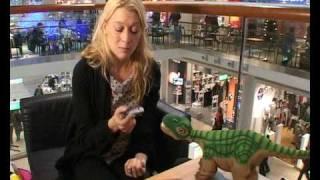 Yvonne visar roliga prylar del1