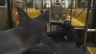 """""""Sharknado 2"""", lluvia de tiburones sobre Nueva York - cinema"""