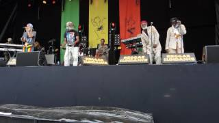 Congos [1] (Eindhoven, Reggae Sundance, 13-8-2016)