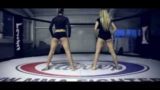 DJ Rapture feat  Lil Kee – Shake It Right BOOTY DANCE  YANA MEDVEDCHUK & KATYA GLADKOVA  ССТ FORMA