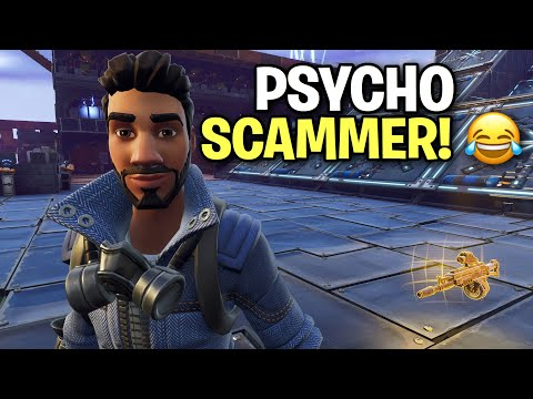 Xxx Mp4 Super Psycho Scammer Just Tried Scamming Me 😤 Scammer Get Scammed Fortnite Save The World 3gp Sex