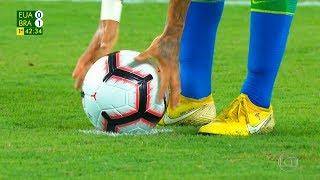 Neymar vs Estados Unidos (Away) HD 1080i (07/09/2018)