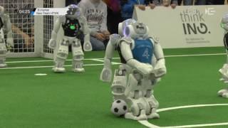 SPL: B-Human – Nao-Team HTWK (Final) [RoboCup German Open 2017]