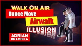 Walk On Air Dance Move | Airwalk Illusion Tutorial