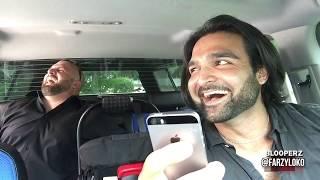 Persian Uber Driver