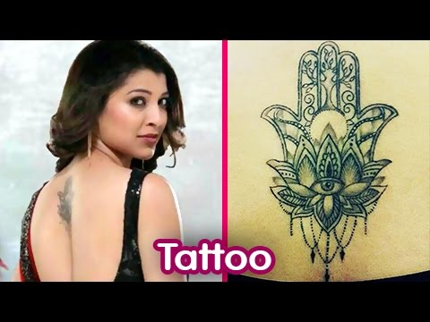 Xxx Mp4 Tejaswini Pandit Gets A Unique Tattoo 100 Days New Serial On Zee Marathi 3gp Sex