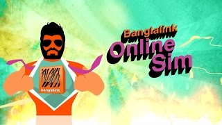 Superhero Banglalink Online Sim