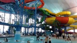 Fallsview Indoor Waterpark Niagara Falls