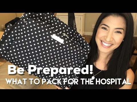 What to Pack for the Hospital! Baby Time! Ju-Ju-Be Be Prepared