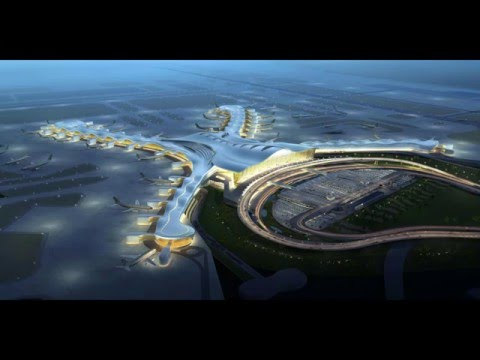 Top 10 Most Beautiful Airports In The World 2016