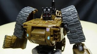 Generations Combiner Wars Deluxe BRAWL: EmGo's Transformers Reviews N' Stuff