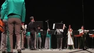 CCSD Honor Mariachi Concert 11/10/16 El Cascabel