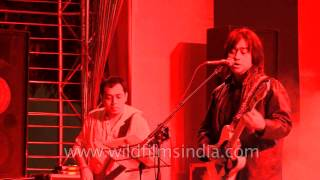 Bangladesh's International Band SOULS plays live in India