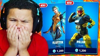 MY LITTLE BROTHER'S FORTNITE EPIC ACCOUNT GOT HACKED... *NOT CLICKBAIT* ITS ALL OVER 💔
