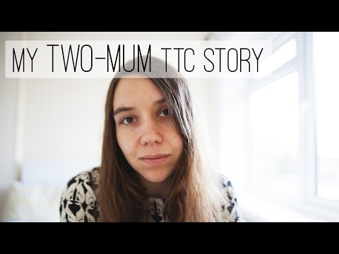 My Two-Mum TTC Journey