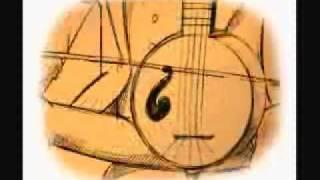 Persian music cartoon