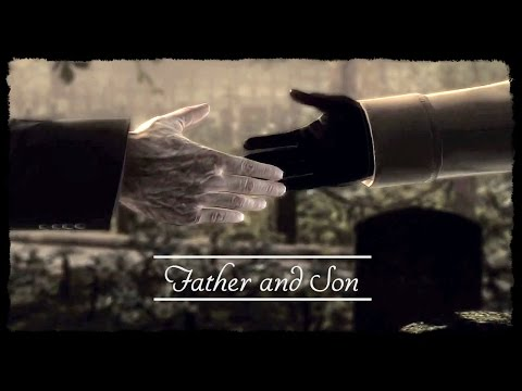 Metal Gear Solid SAGA - Father and Son // Tribute