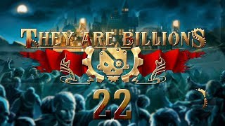 THEY ARE BILLIONS | DOOM PURGE #22 Zombie Strategy - Let