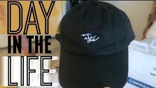 Day In The Life Vlog | New RE Merch!
