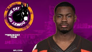 Jermaine Whitehead Released From Cleveland Browns Following Social Media Tantrum