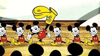 Dancevidaniya | A Mickey Mouse Cartoon | Disney Shorts