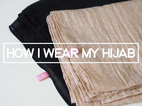 How I Wear My Hijab (Indonesia)