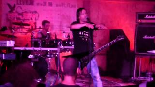 DAWNLESS - Winds of Fate - (HQ sound live)