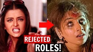 10 Shocking Bollywood Movie Role Rejections You Had No Idea About!