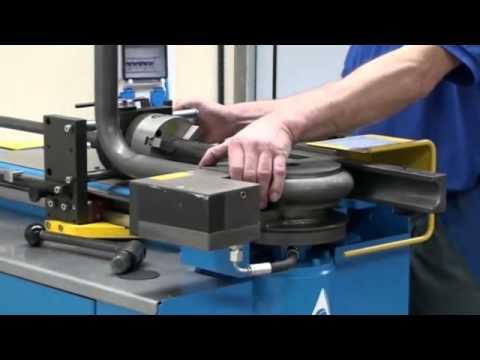 Jotaflex Tracto Technik máquina para dobrar tubos máquina Tubomat 642
