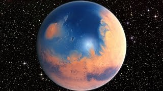 Swimming in the Early Ocean of Mars