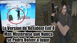 La Version de Resident Evil 4 Mas Misteriosa que Nunca se Podra Volver a Jugar