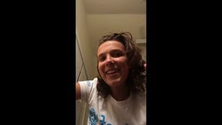 Millie Bobby Brown talks about her guy crush