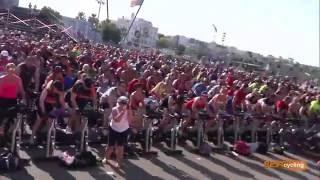 Clase de cicloindoor completa: Desafío Bestcycling 2014 - Ángel Gómez