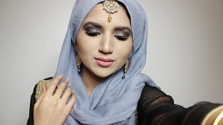 Hijab Tutorial | How to Wear an Underscarf and Hijab | Fictionally Flawless