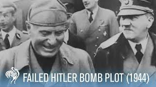 Hitler Bomb Plot - 1944