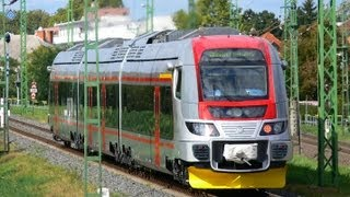 Croatian Railways (HŽ 7022) Demo-Train in Sopron (Zagreb - Vienna) - Horvát tesztvonat Sopronban