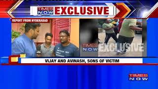 Cricketer Ambati Rayudu Slaps A Senior Citizen In Hyderabad