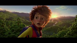 Malý Yeti (Son of Bigfoot) | OFICIÁLNY TRAILER | slovenský dabing